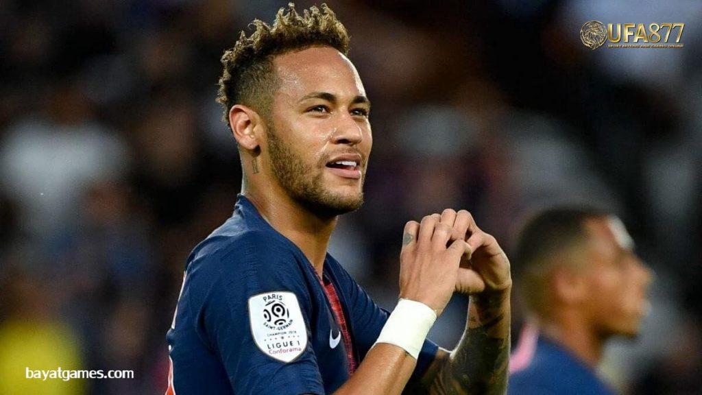แรงบันดาลใจของ Neymar
