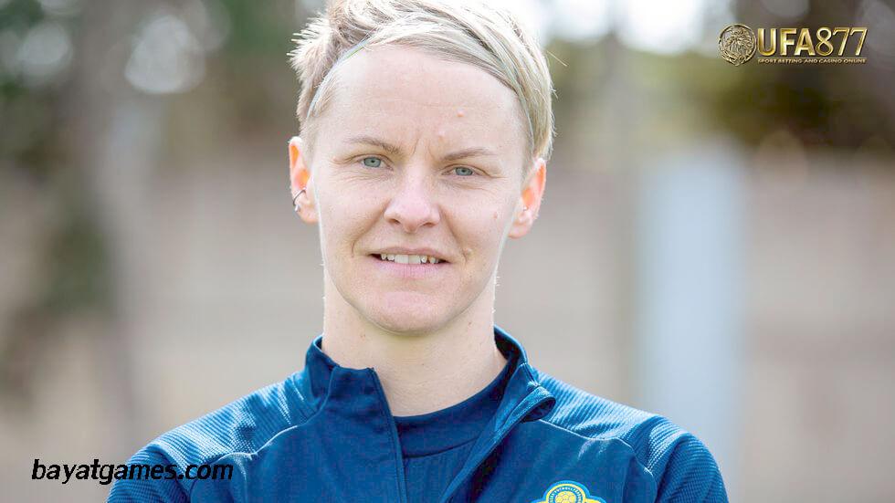 NILLA FISCHER นักฟุตบอลหญิง