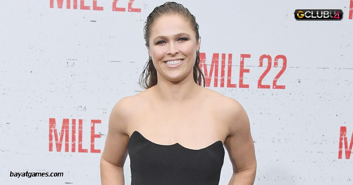 Ronda Rousey สาวนักมวยปล้ำ
